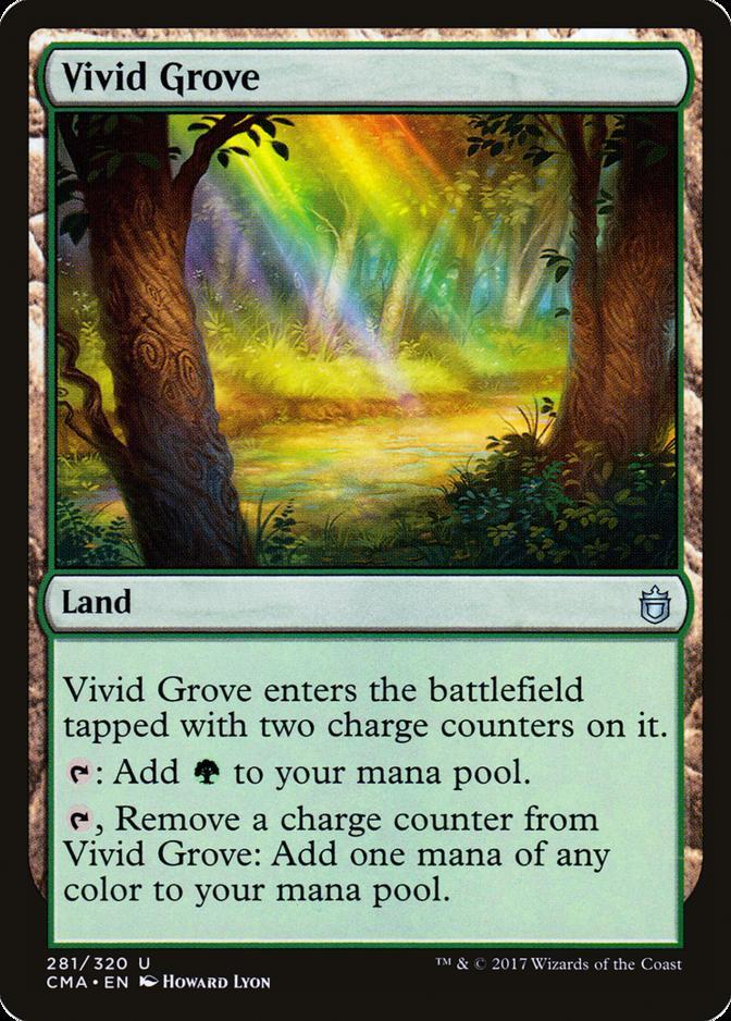 Vivid Grove [CMA]