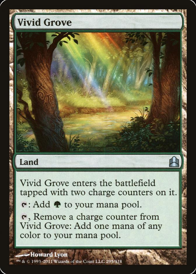 Vivid Grove [CMD]