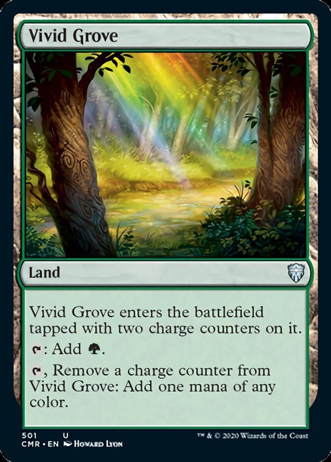 Vivid Grove [CMR]