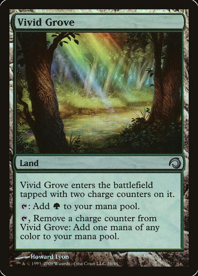 Vivid Grove [H09]