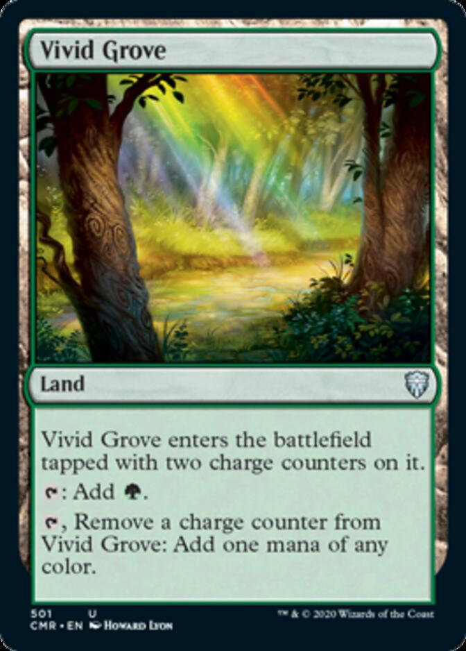 Vivid Grove <precon> [CMR]