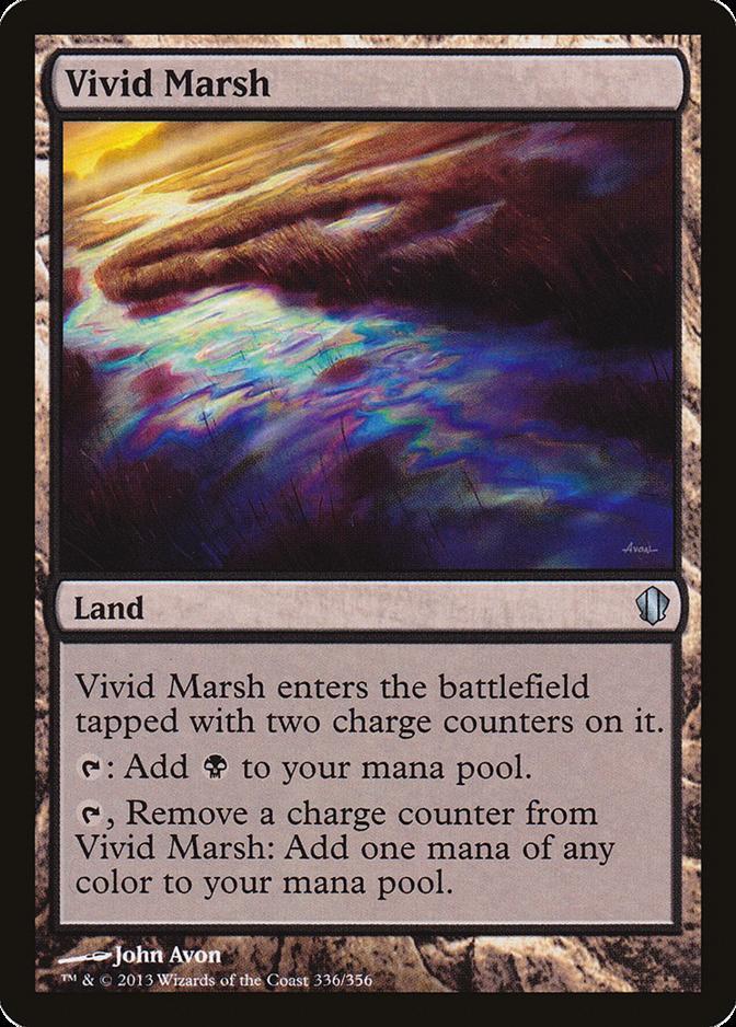 Vivid Marsh [C13] (F)