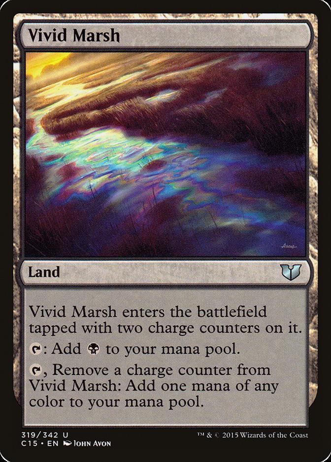 Vivid Marsh [C15]