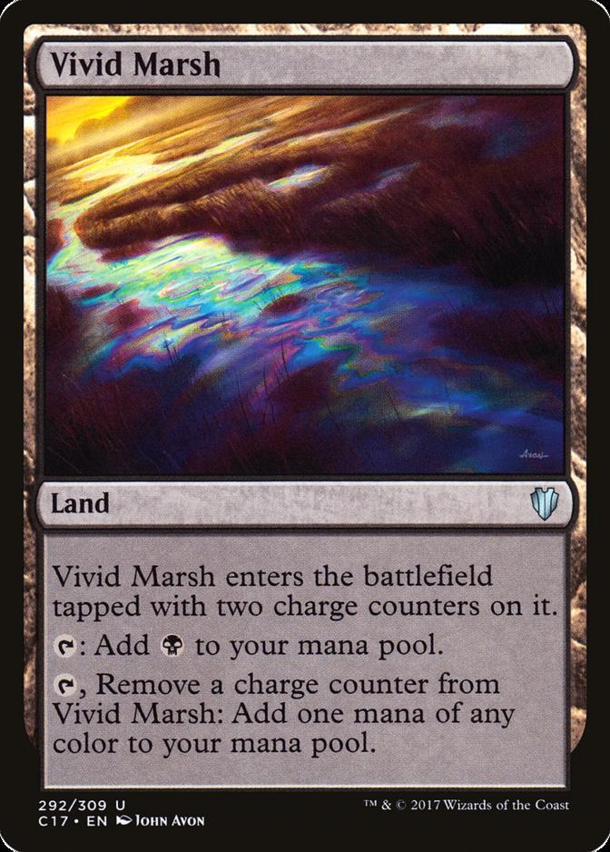 Vivid Marsh [C17]