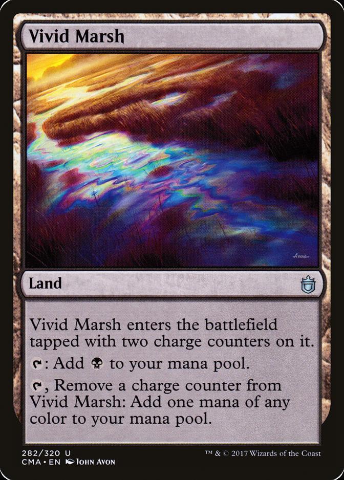Vivid Marsh [CMA]