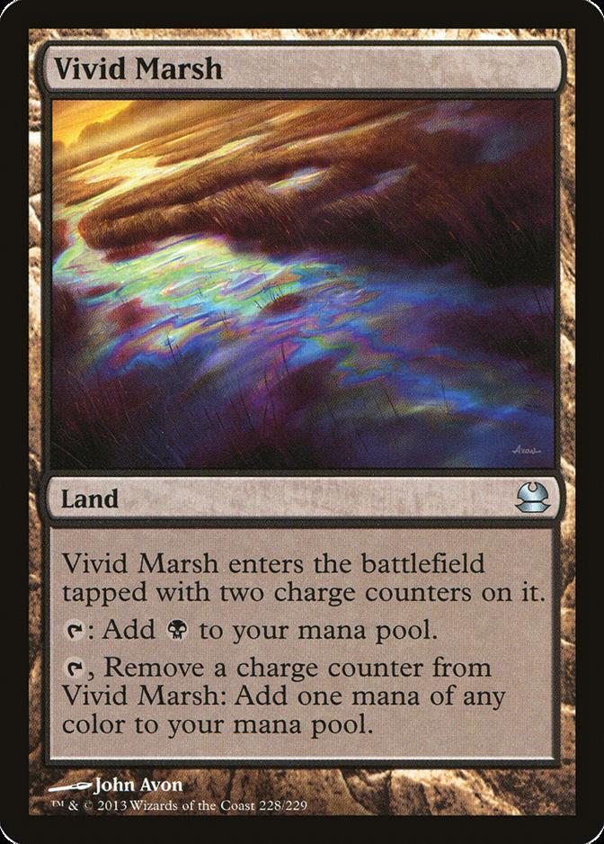 Vivid Marsh [MMA] (F)