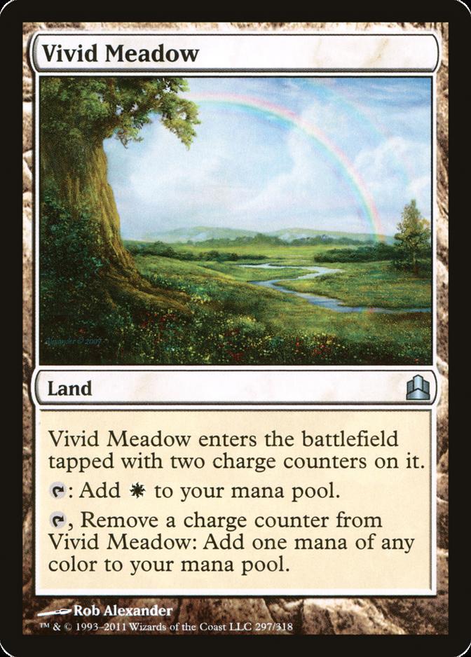 Vivid Meadow [CMD]
