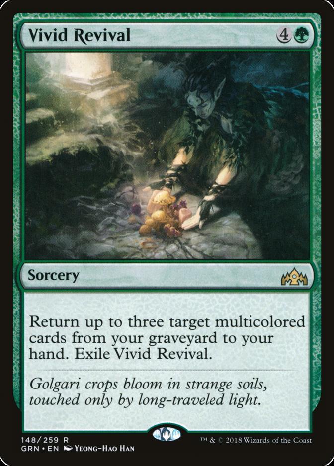 Vivid Revival [GRN]