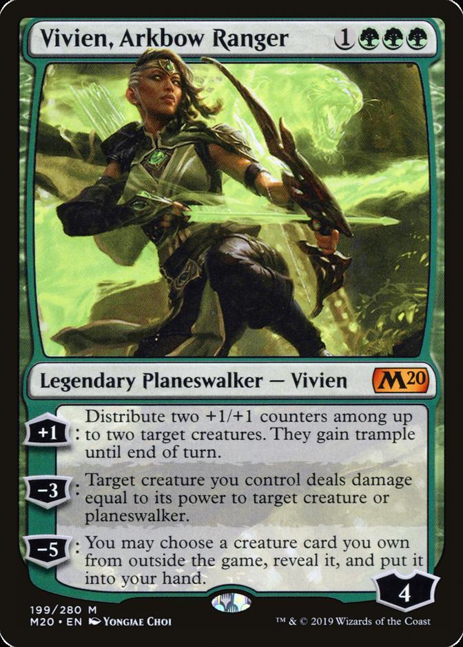 Vivien, Arkbow Ranger [M20]