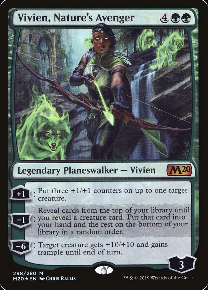 Vivien, Nature's Avenger [M20]