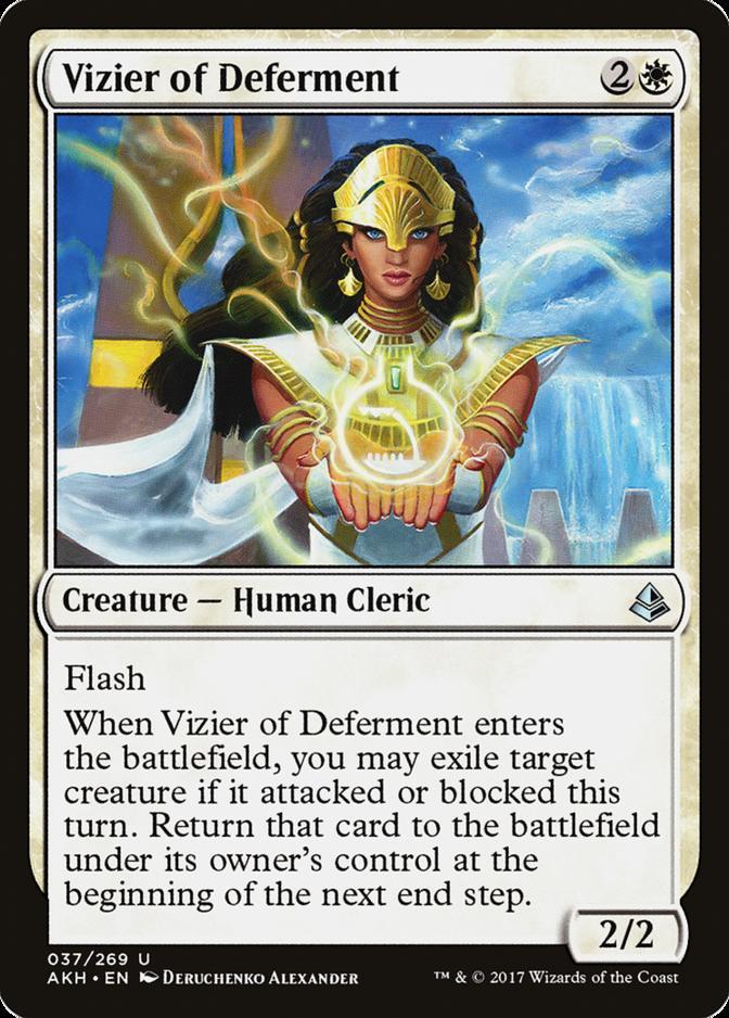 Vizier of Deferment [AKH]