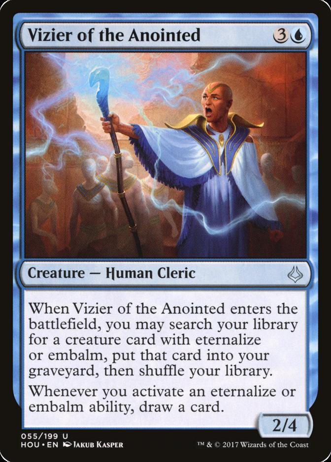 Vizier of the Anointed [HOU]
