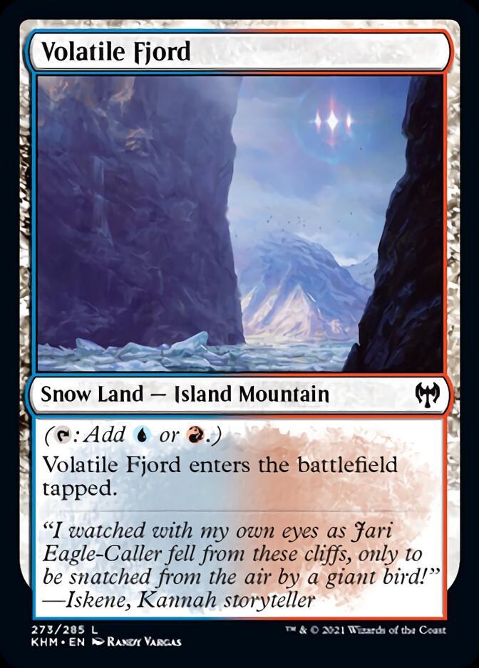Volatile Fjord [KHM]