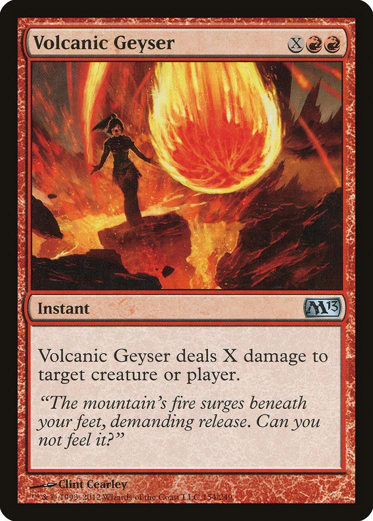 Volcanic Geyser [M13]