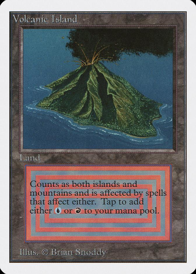 Volcanic Island [2ED]