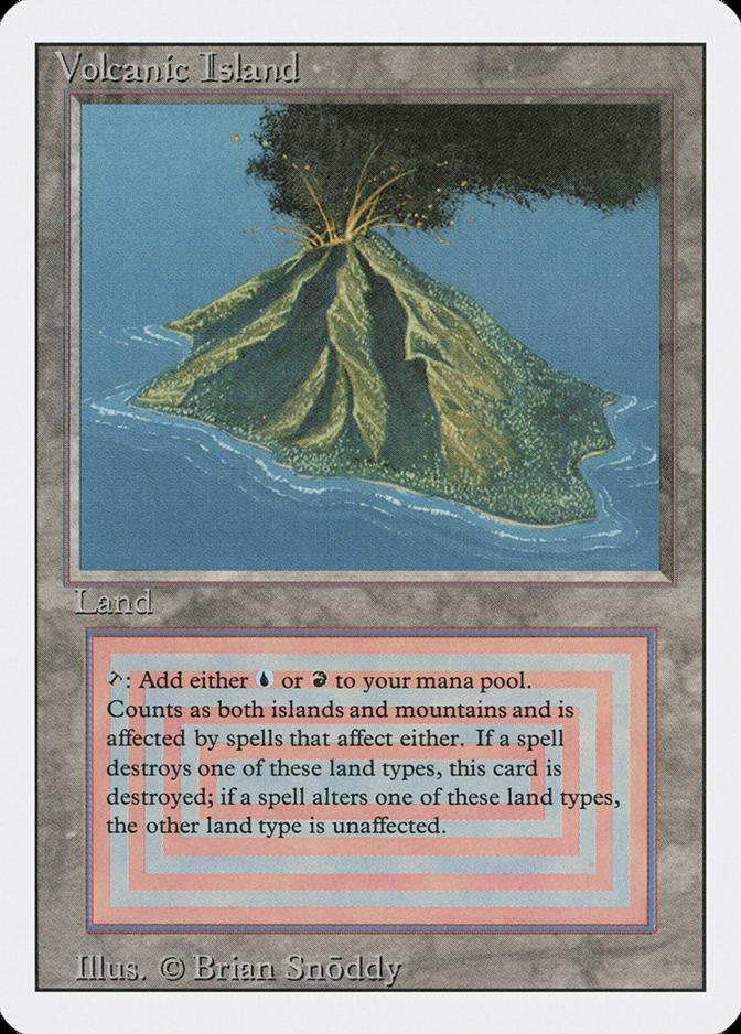 Volcanic Island [3ED]