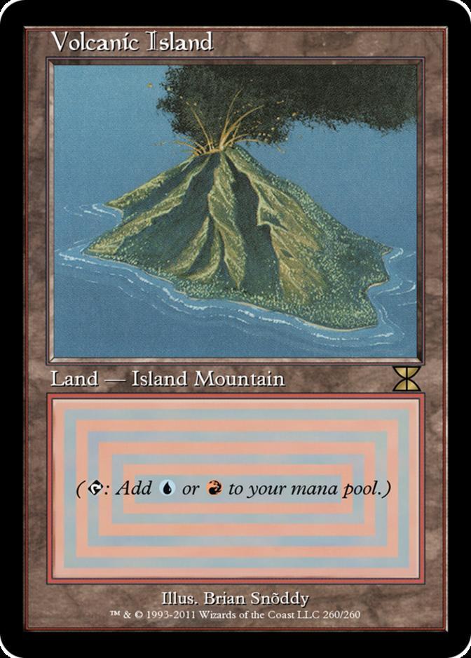 Volcanic Island [ME4]