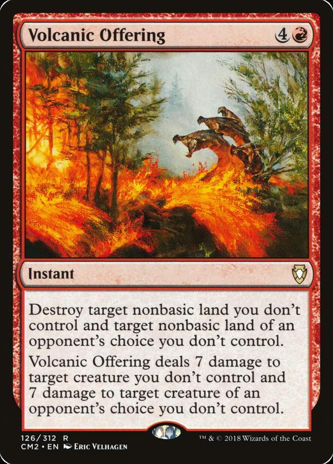 Volcanic Offering [CM2]