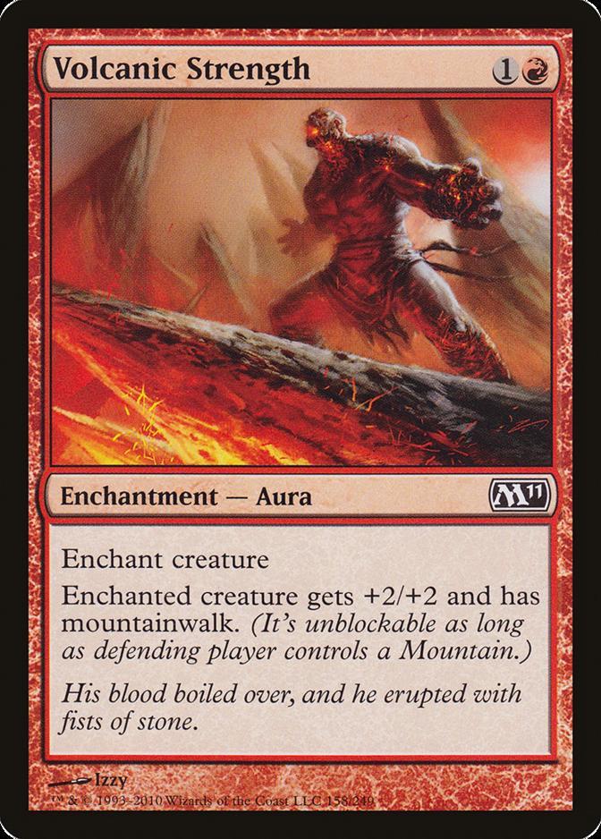 Volcanic Strength [M11]