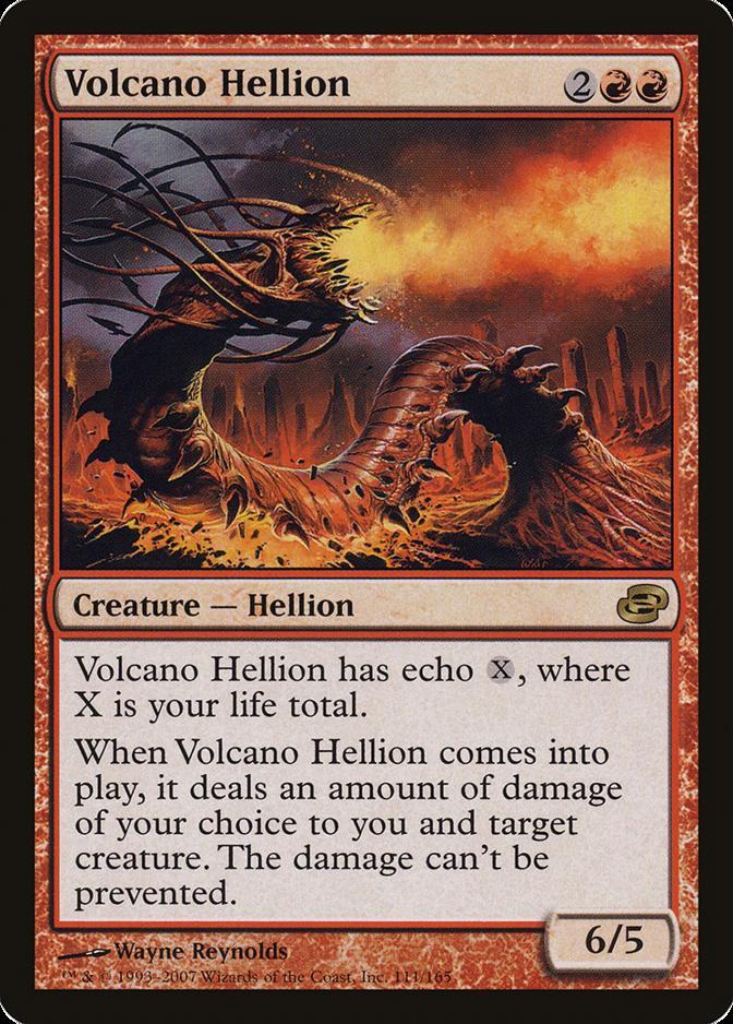 Volcano Hellion [PLC]