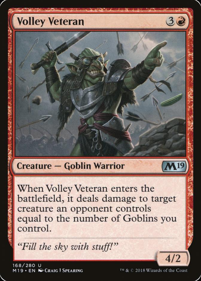 Volley Veteran [M19] (F)