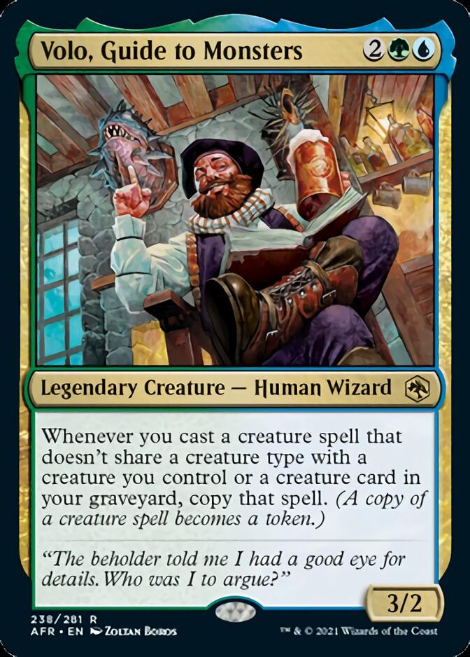 Volo, Guide to Monsters [AFR]