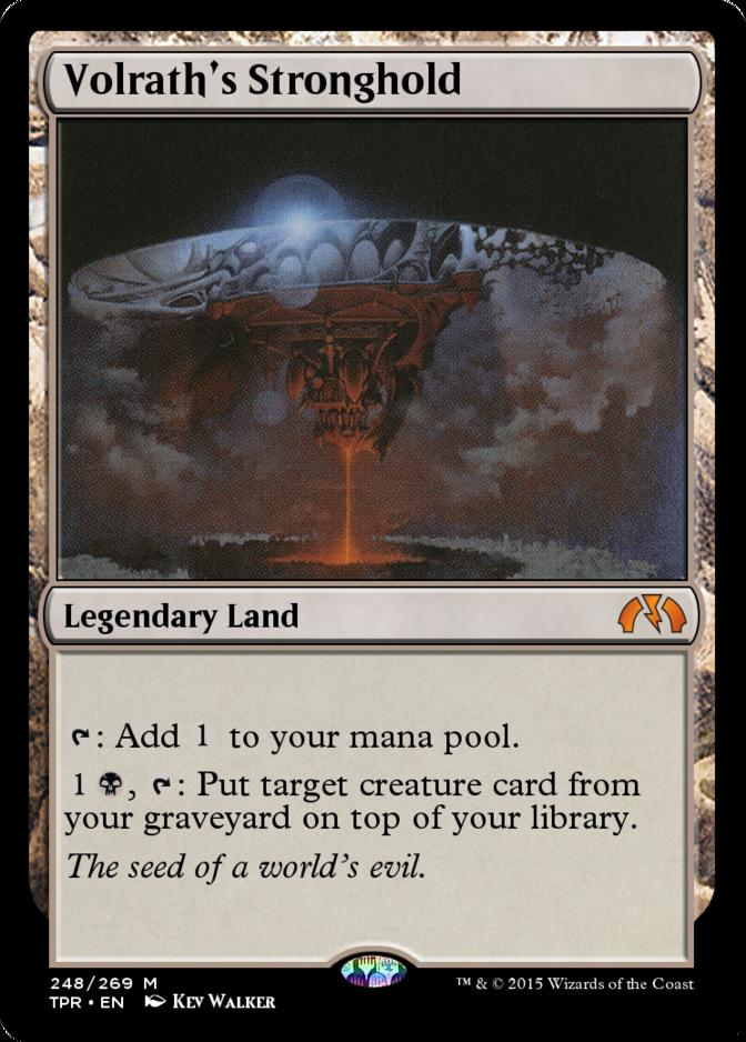 Volrath's Stronghold [TPR]