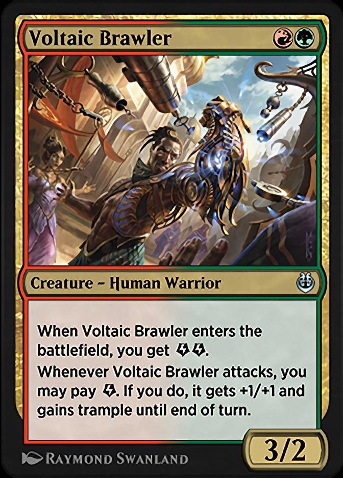 Voltaic Brawler [KLR]