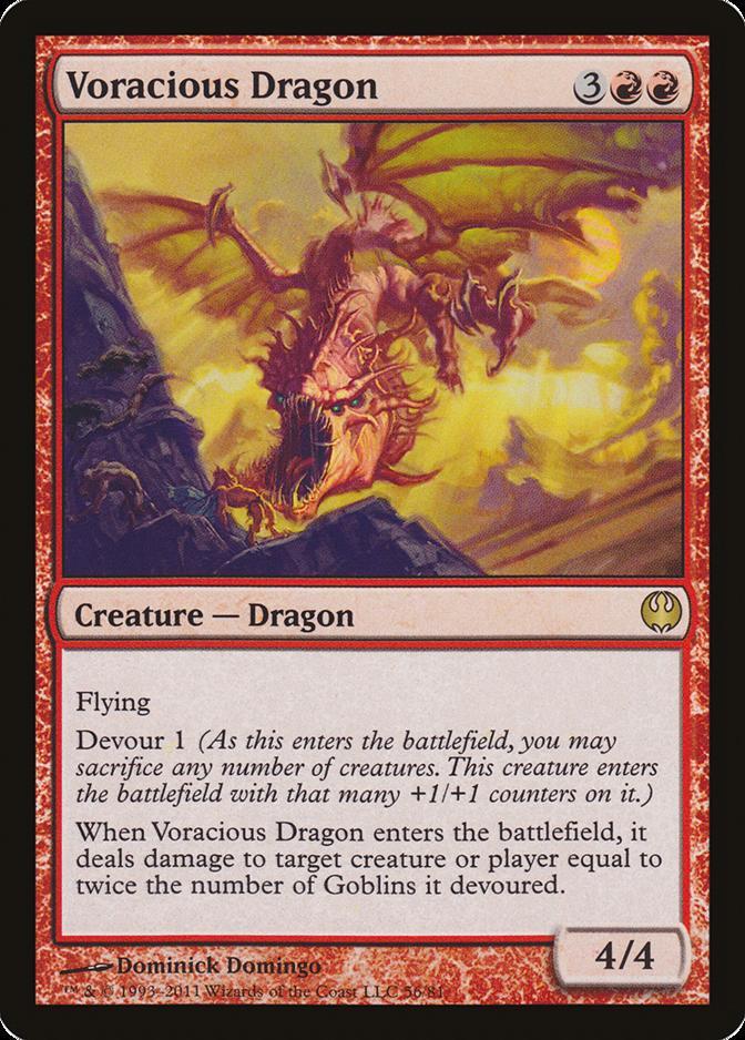 Voracious Dragon [DDG]