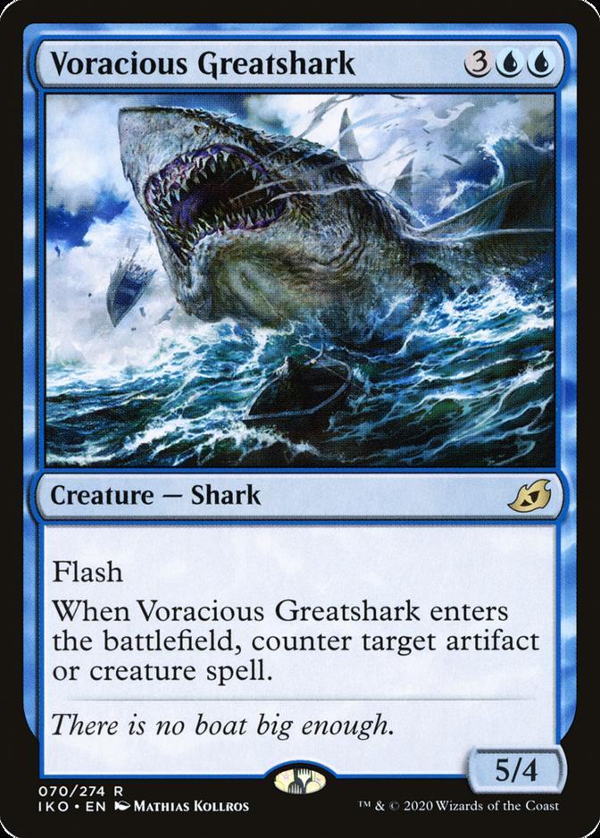 Voracious Greatshark [IKO]