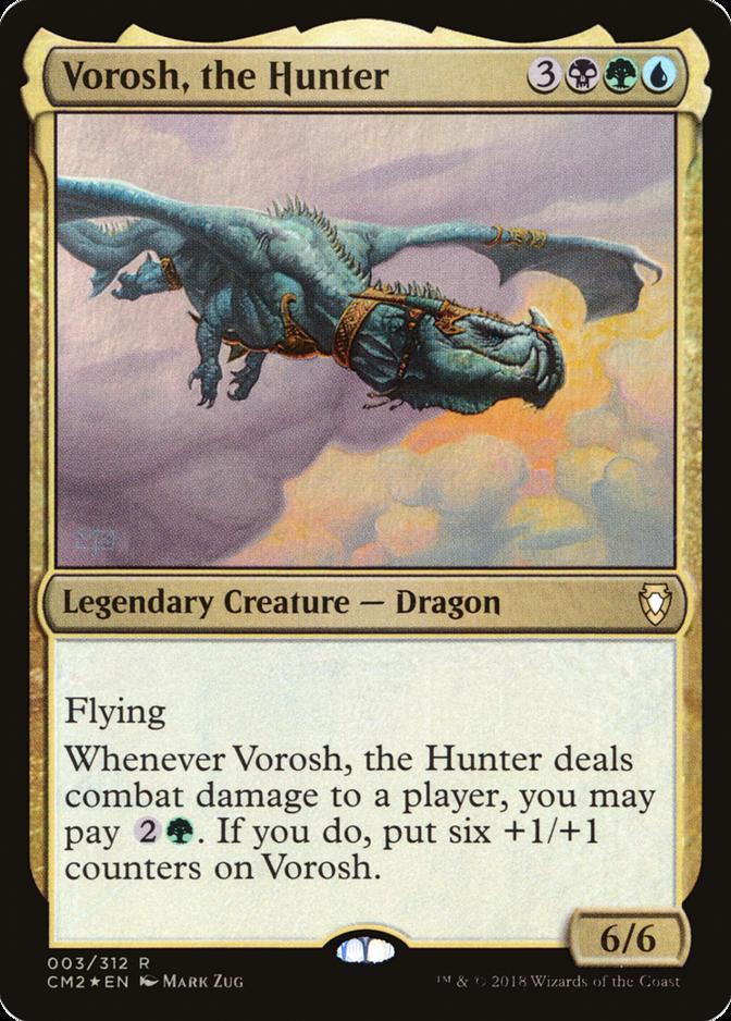 Vorosh, the Hunter [CM2] (F)