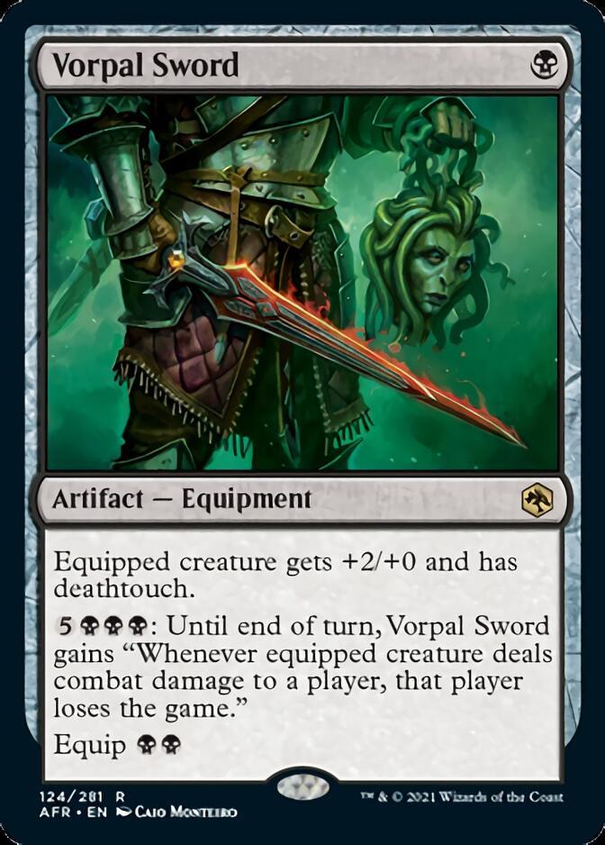 Vorpal Sword [AFR]