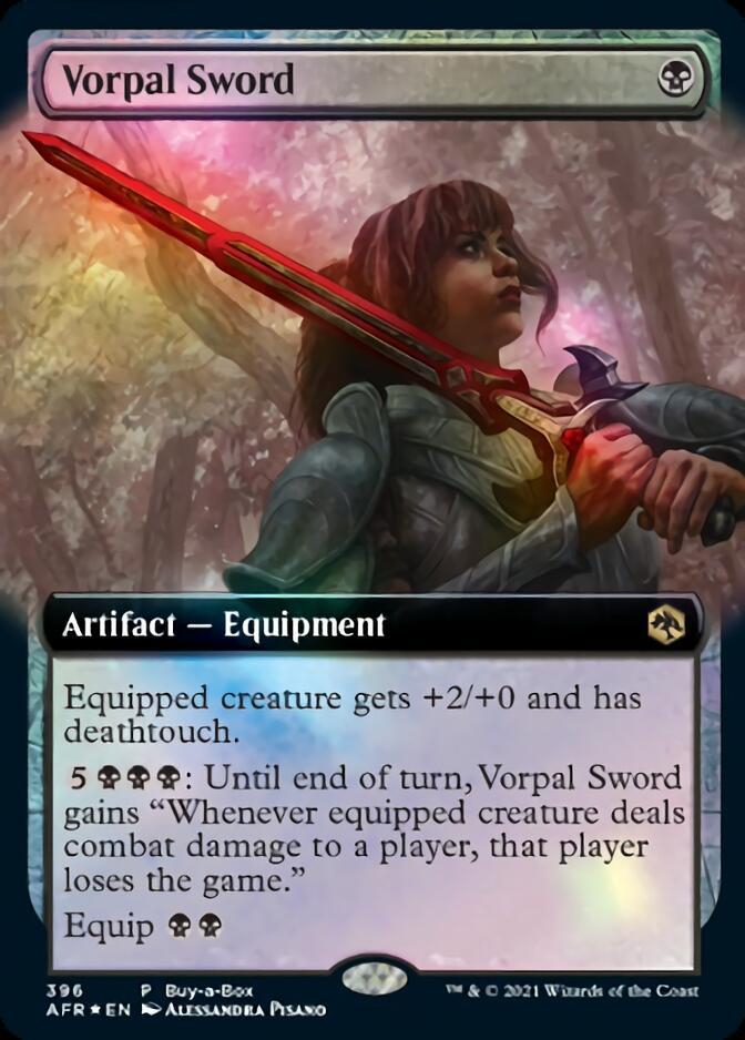 Vorpal Sword <buy-a-box> [AFR] (F)