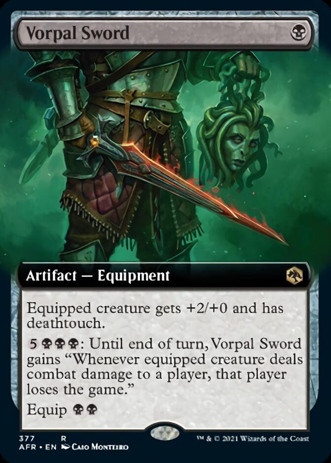 Vorpal Sword <extended> [AFR]
