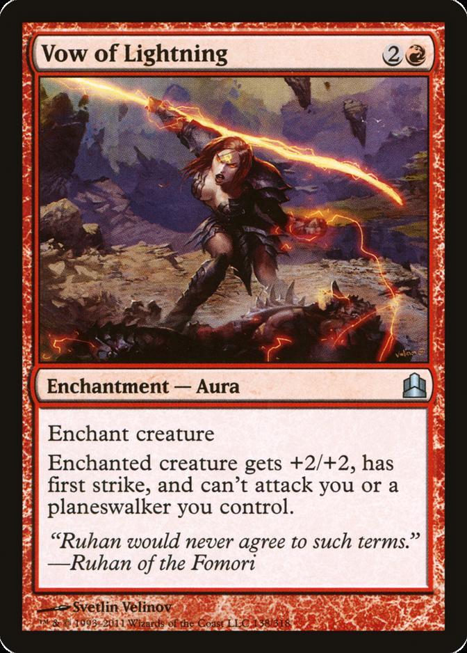 Vow of Lightning [CMD]