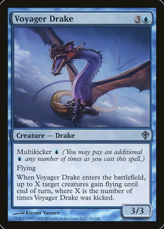 Voyager Drake [WWK]