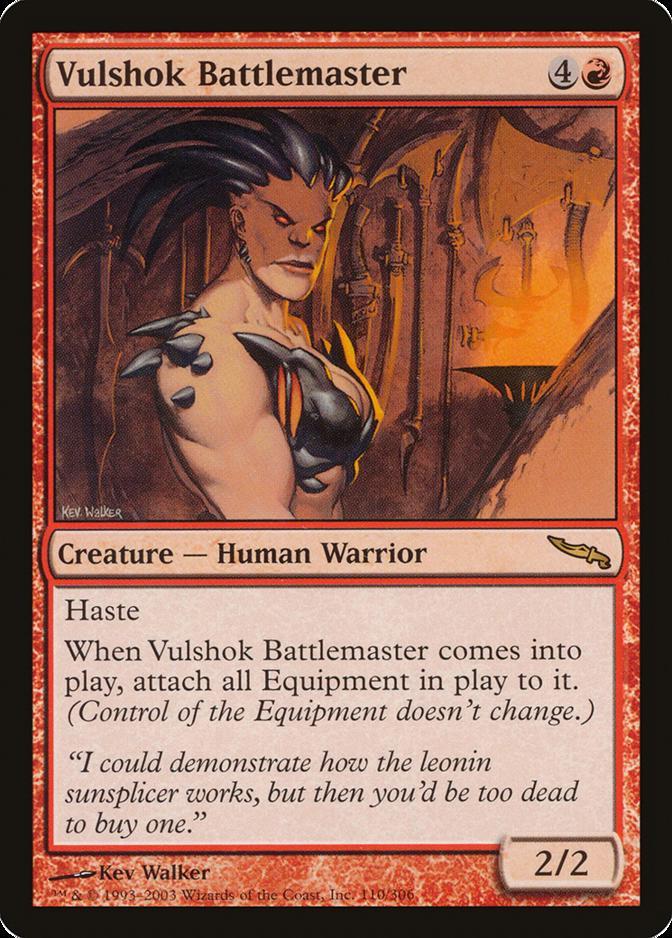 Vulshok Battlemaster [MRD]