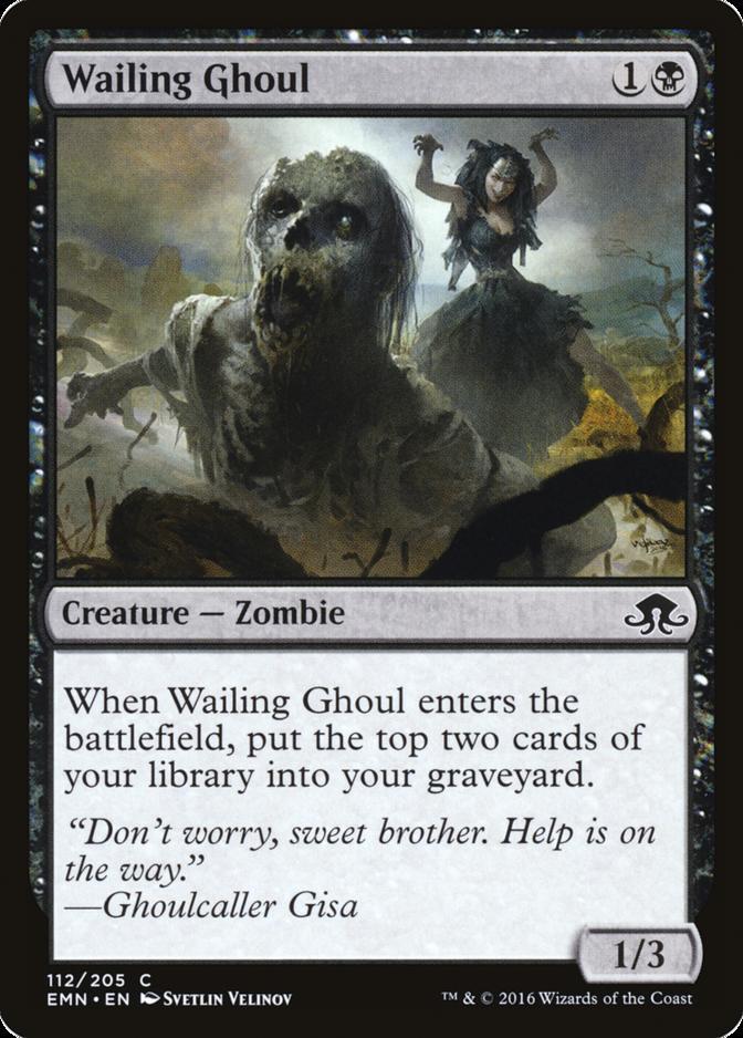 Wailing Ghoul [EMN]
