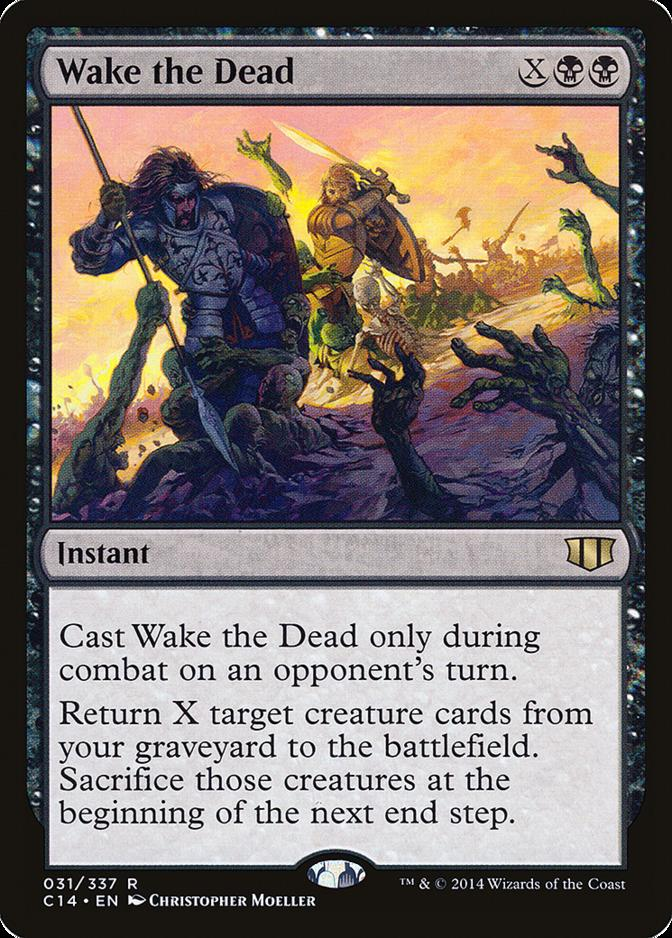 Wake the Dead [C14]