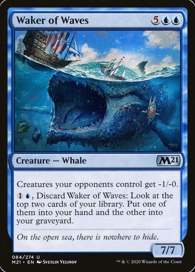 Waker of Waves [M21]