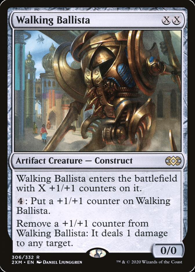 Walking Ballista [2XM]