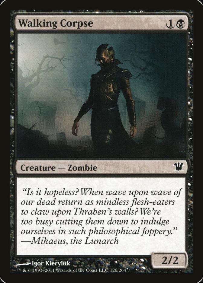Walking Corpse [ISD]
