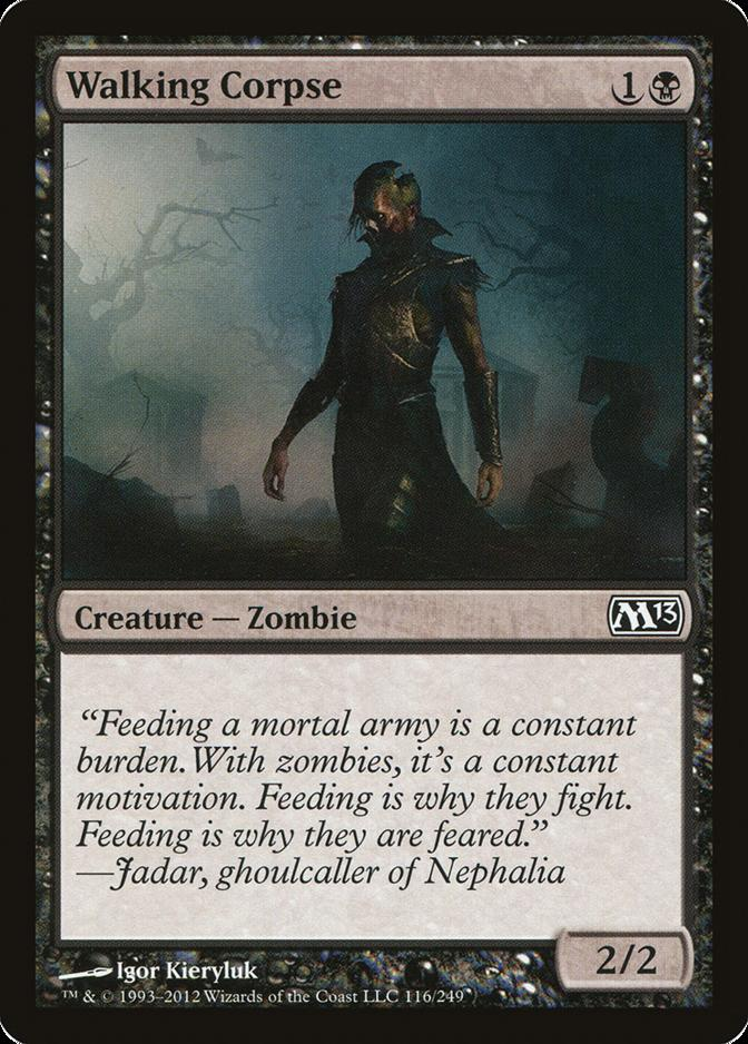 Walking Corpse [M13] (F)