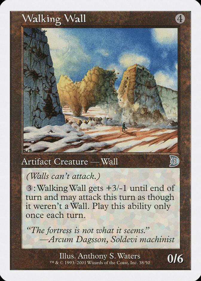 Walking Wall [DKM]