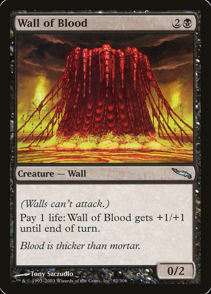 Wall of Blood [MRD]