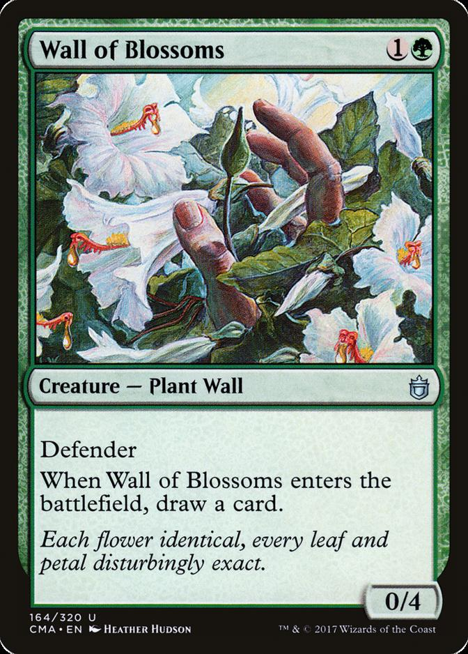 Wall of Blossoms [CMA]