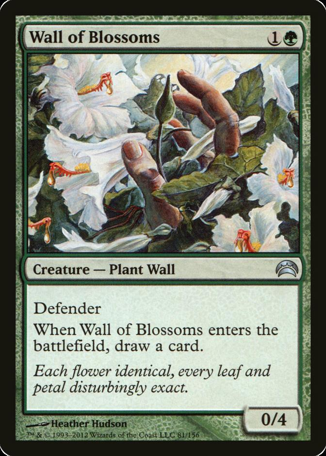 Wall of Blossoms [PC2]