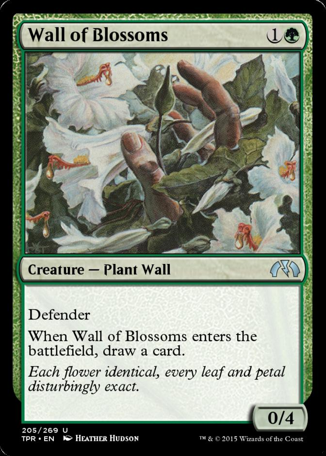 Wall of Blossoms [TPR]