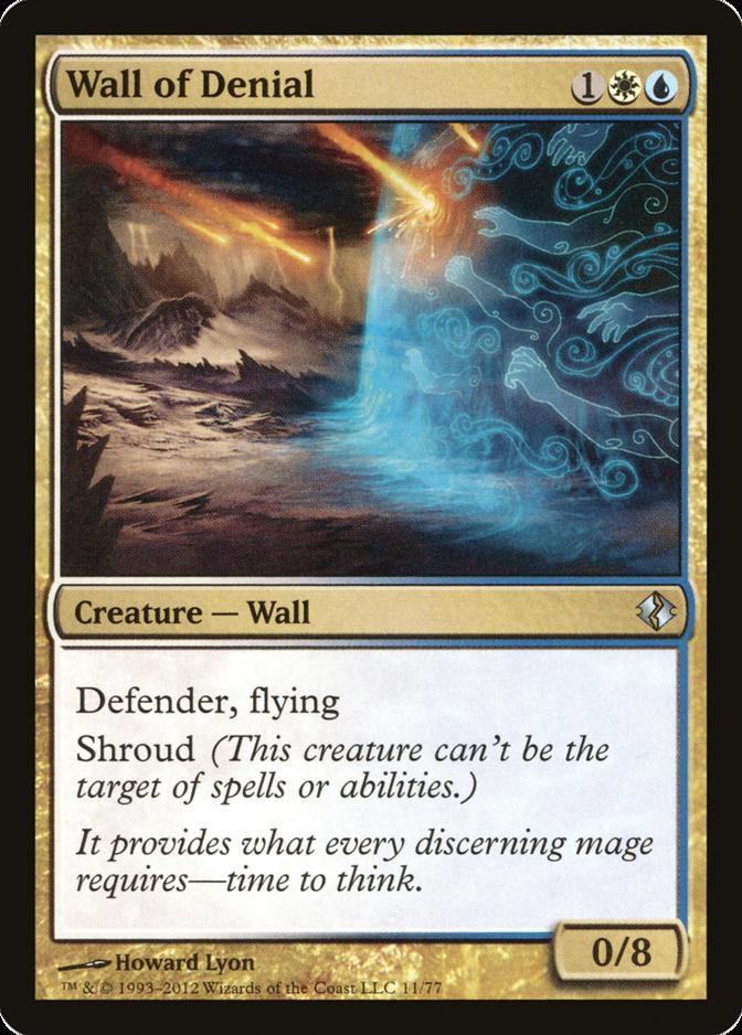 Wall of Denial [DDI]