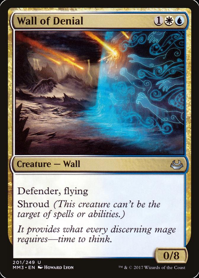 Wall of Denial [MM3]